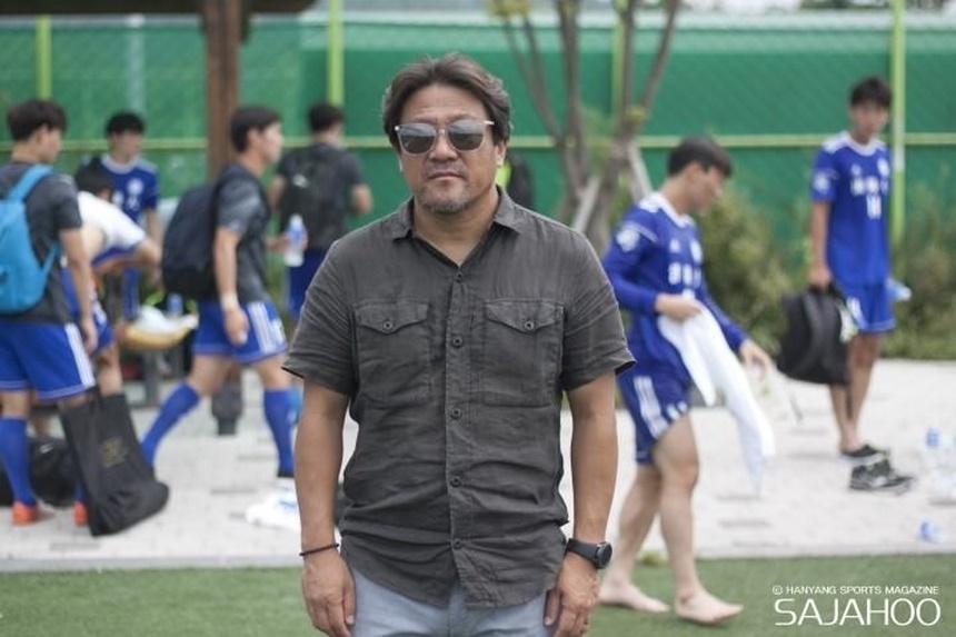 축구부 [하반기 U리그] 정재권 감독 인터뷰